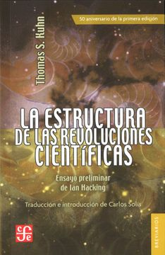 portada La Estructura de las Revoluciones Científicas