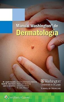 portada Manual Washington de Dermatologia
