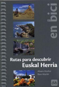 portada Rutas Para Descubrir E. H. En Bici