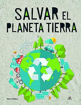portada Salvar el Planeta Tierra