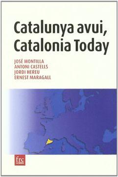 portada Catalunya avui = Catalonia today