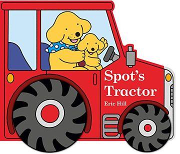 portada Spot's Tractor (libro en Inglés)