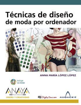 portada Técnicas de Diseño de Moda por Ordenador (Diseño y Creatividad)