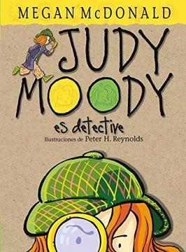 portada Judy Moody es Detective
