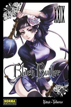 portada Black Butler 29