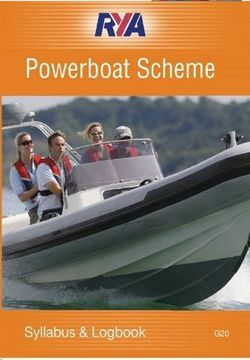 portada rya powerboat logbook - 2nd edition
