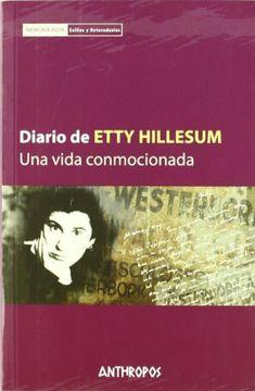 portada Diario de Etty Hillesum: Una Vida Conmocionada
