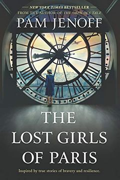 portada The Lost Girls of Paris: A Novel (libro en Inglés)