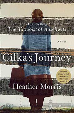 portada Cilka's Journey: A Novel (Tattooist of Auschwitz) (libro en Inglés)
