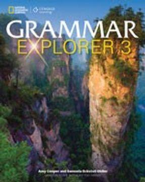 portada Grammar Explorer 3 - Student`S With Audio cd