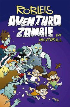 portada Aventura Zombie en Movydrill