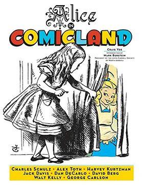 portada Alice in Comicland (libro en Inglés)