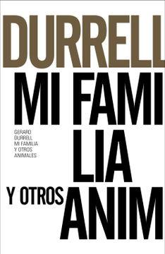portada Mi Familia y Otros Animales