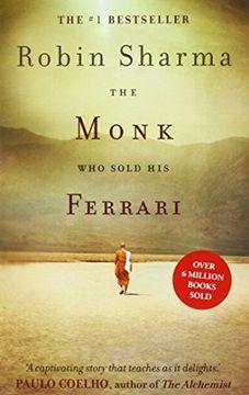 portada The Monk who Sold his Ferrari (libro en inglés)