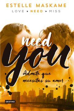 portada Need you