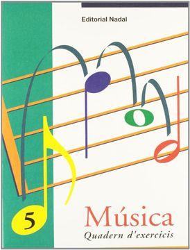 portada Musica 5 Exercicis