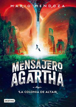portada El Mensajero de Agartha 4 - la Colonia de Altair