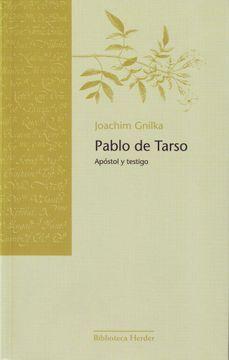 portada Pablo de Tarso: Apóstol y Testigo (Biblioteca Herder)