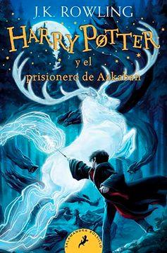 portada Harry Potter y el Prisionero de Azkaban (Harry Potter 3)