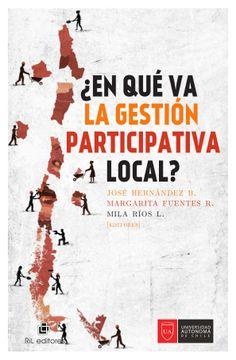 portada ¿En Qué Va La Gestión Participativa Local?