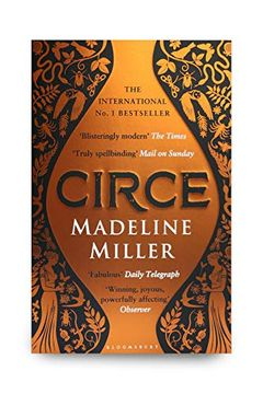 portada Circe: The Sunday Times Bestseller - Longlisted for the Women's Prize for Fiction 2019 (libro en Inglés)