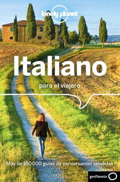 portada Italiano Para el Viajero 5 (Guías Para Conversar Lonely Planet)