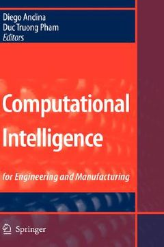 portada computational intelligence: for engineering and manufacturing