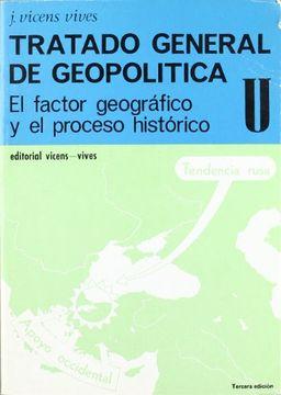portada Tratado General de Geopolitica (libro en catalán)