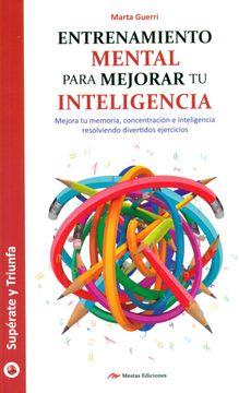 portada Entrenamiento Mental Para Mejorar tu Inteligencia