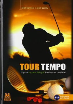 portada Tour Tempo. El Gran Secreto del Golf Finalmente Revelado
