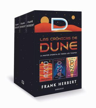 portada Las Crónicas de Dune