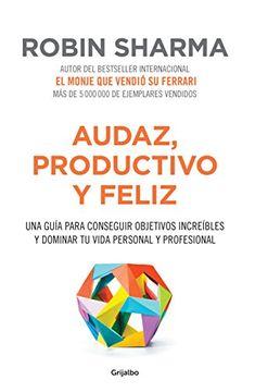 portada Audaz, Productivo y Feliz