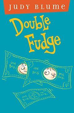 portada Double Fudge (libro en Inglés)