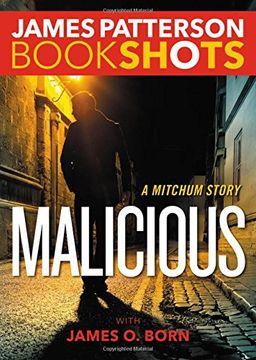 portada Malicious: A Mitchum Story (BookShots)