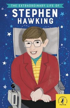 portada The Extraordinary Life of Stephen Hawking (libro en Inglés)