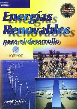 portada Energías Renovables Para el Desarrollo
