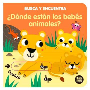 portada Dónde Están los Animales Bebés?