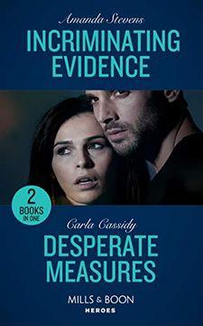portada Incriminating Evidence: Incriminating Evidence (libro en Inglés)