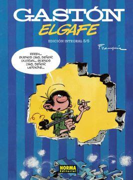 portada Gaston Elgafe 5. Edicion Integral