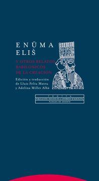 portada Enuma Eliš y Otros Relatos Babilónicos de la Creación