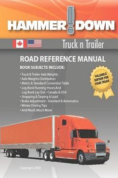 portada hammer down truck n trailer / road reference manual