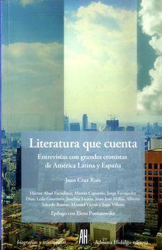 portada Literatura que Cuenta