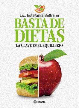 portada Basta de Dietas
