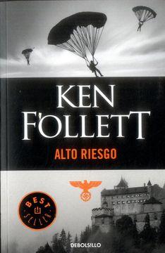 portada Alto Riesgo (Edición de Bolsillo)