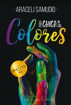portada La Chica de los Colores