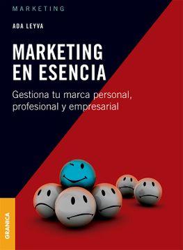 portada Marketing en Esencia