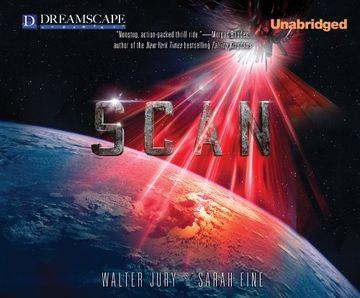 portada Scan (libro en Inglés) (Audiolibro)