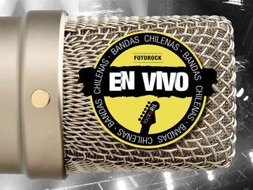 portada Fotorock en Vivo: Bandas Chilenas Amarillo