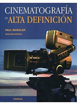 portada Cinematografia en Alta Definicion