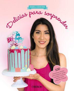 portada Delicias Para Sorprender